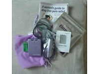 NEVER USED Tens Labour Pain Relief - Femme Tens. (pregnancy, health issues)