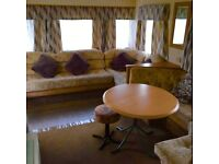 Selling Our Static Caravan At Sandylands With Decking