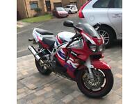 Honda Fireblade CBR900RR **1 year MOT**