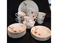 Vintage Tea set (Bone China)