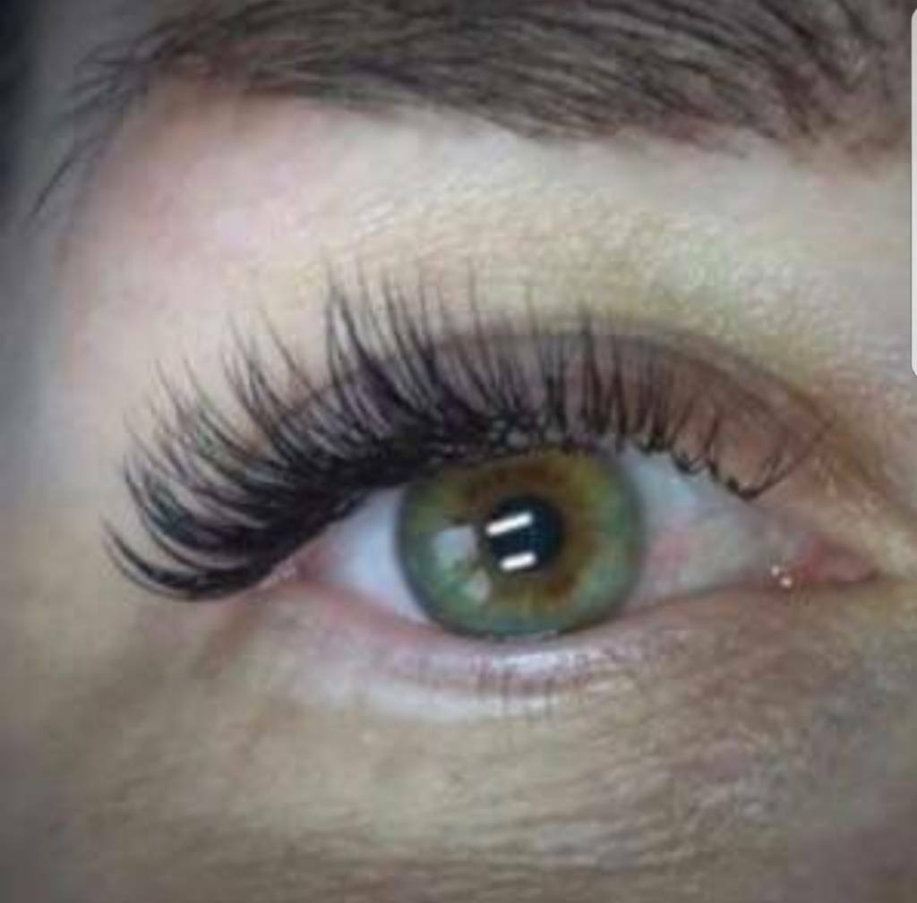 Eyelash Extensions 35 For Full Set Using High Quality Products
