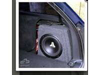 Custom subwoofer e39 tourer/estate