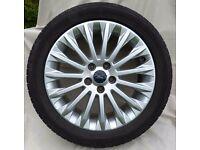 Ford Focus/CMAX 17 inch alloy wheel
