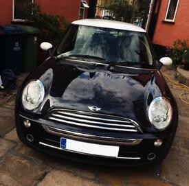 Mini Cooper not Polo not Audi not BMW