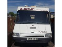 1993 Motorhome £6,995 reduced to £6,495