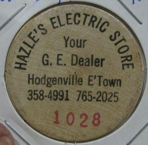 Vintage Hazle