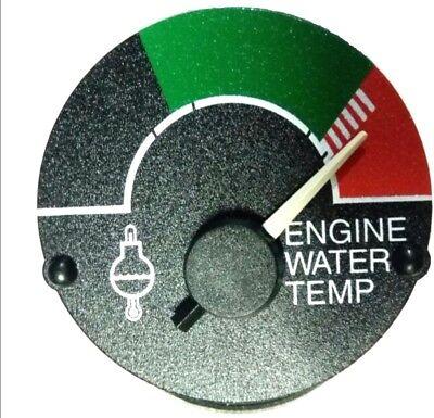 Re11048 Aftermarket John Deere Inst. Cluster Engine Water Temperature Gauge