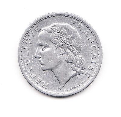5 Franns Frankreich 1947    (1182)