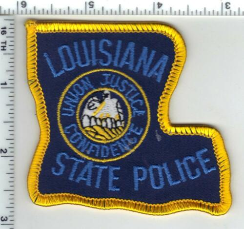 State Police (Louisiana)  Shoulder Patch - new - current