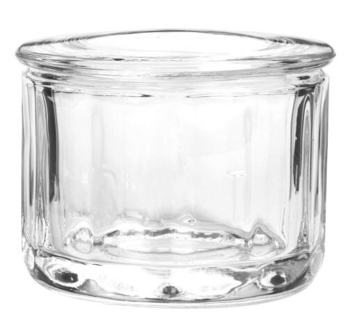 Anchor Hocking 77918 Fire-King Salt Dip with Lid, Glass
