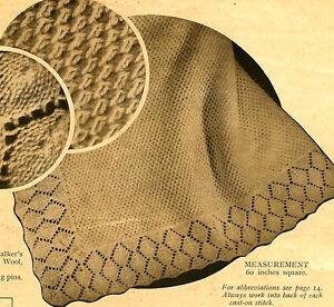 knitting-pattern-sweet-lace-border-baby-heirloom-christening-shawl