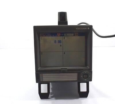 Yokogawa Dx104-1-2 H5f S2 100-240v Ac 5060 Hz 4ch Data Acquisition Recorder