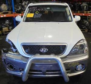 WRECKING 2003 HYUNDAI TERRACAN 3.5 AUTOMATIC WAGON (C18316) Lansvale Liverpool Area Preview