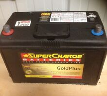 Super charge cranking battery Newcastle 2300 Newcastle Area Preview