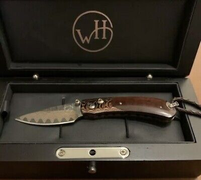 William Henry B09 Copperhead Knife