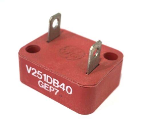 NEW GENERAL ELECTRIC V251DB40 VARISTOR GEP7