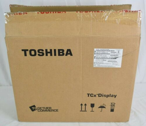 "Toshiba 6149-5CR POS Display 15.6"" Touch Screen LCD Monitor - NOB"