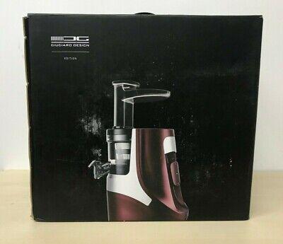 Hurom 16-Ounce Capacity H-AF Slow Juicer - Matte Wine