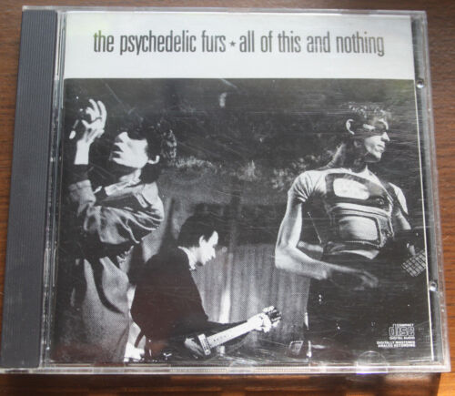 The Psychedelic Furs - All Of This & Nothing - Cd -  New Sealed