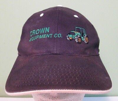 Crown Equipment (Crown Equipment Co Hat Cap Adjustable )