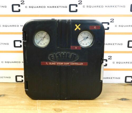 Fisher 4160r Pneumatic Pressure Controller 3-15 Psi Csq