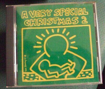 A VERY SPECIAL CHRISTMAS 2 comp. CD Tom Petty Bon Jovi Sinead O'Connor Run DMC  ()