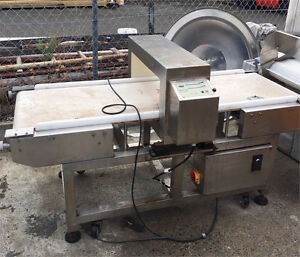 Stainless Steel Auto Conveying Metal Detector Bassendean Bassendean Area Preview