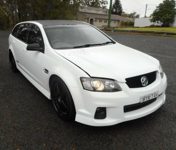 2011 Holden Commodore Ss V 8cyl 60l Ve Series Ii Auto Sports Wag