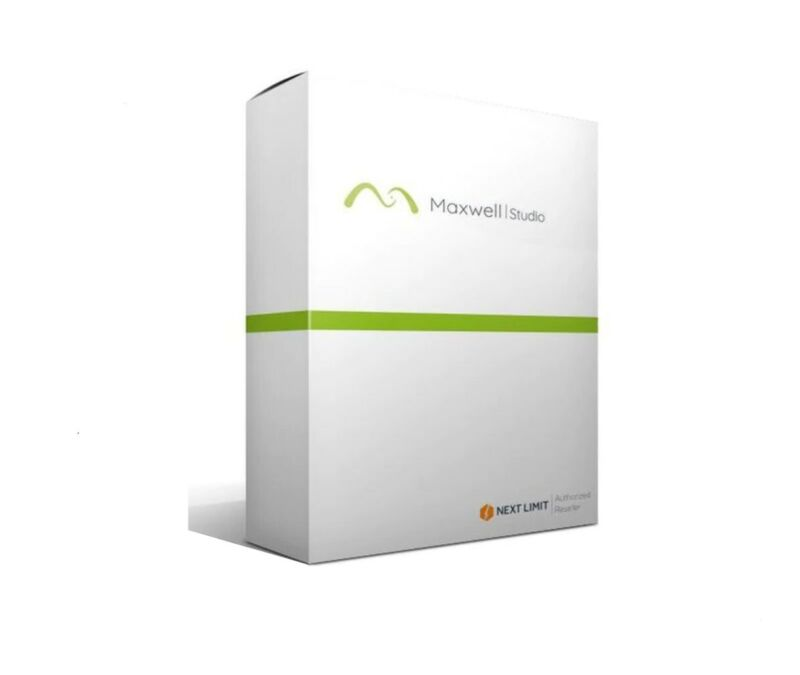 NextLimit Maxwell 5 Studio Instant Delivery - Full Activated