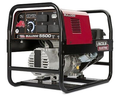 Lincoln Bulldog 5500 Welder Generator K2708-2