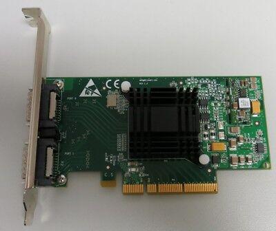 Silicom Dual Port Copper Cx4 10G Network Adapter Pe10g2i Cx4 V 1 6