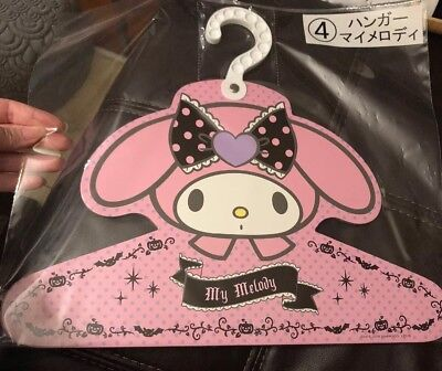 Sanrio My Melody & Kuromi Japan Kuji My Melody Hanger Kawaii Halloween Lottery