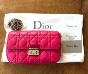 Authentic Miss Dior Clutch RRP$2200