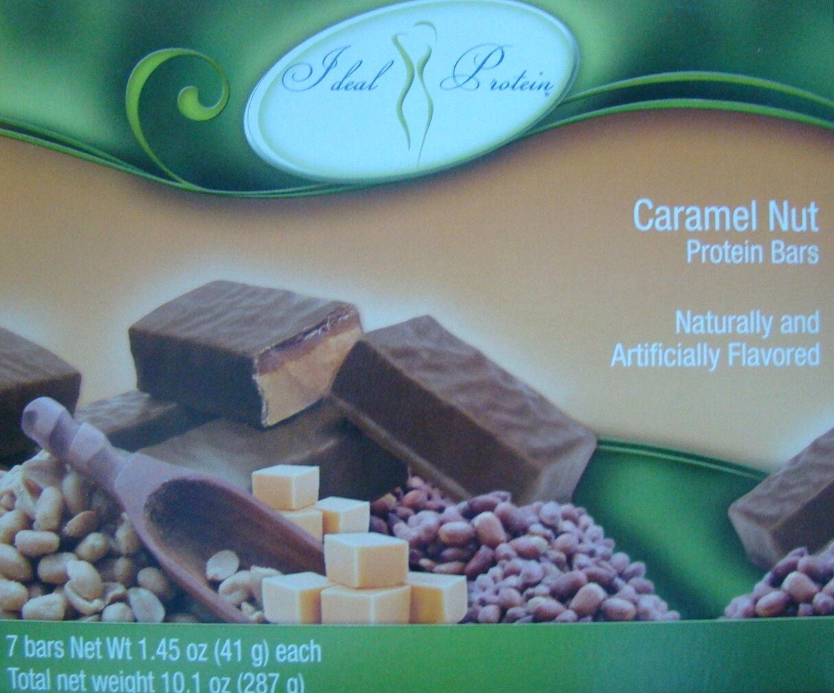 Ideal Protein Bars 1 Box- U Pick Flavor