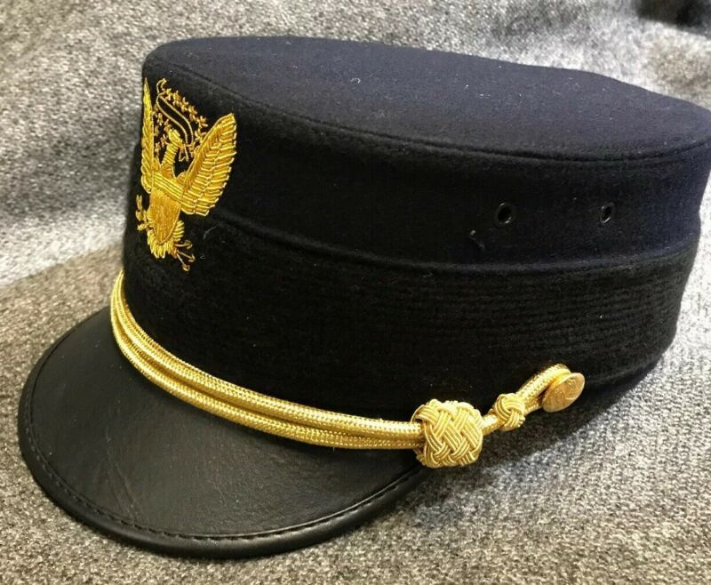 Reproduction M1895 Officer Forage Cap Size 7 5/8