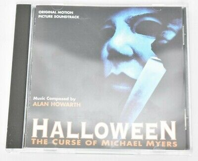 Origin Of Halloween Holiday (Halloween The Curse Of Michael Myers Original Motion Picture Soundtrack CD)