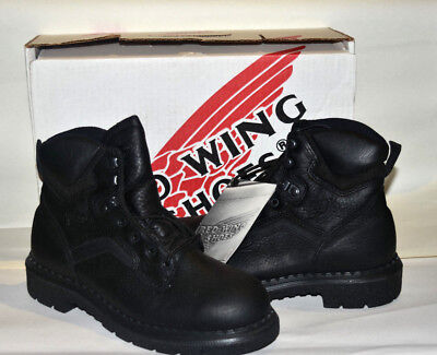 "NIB Red Wing 00923 Electric Hazard 6"" Muscle Shoe Boots 14 E2"