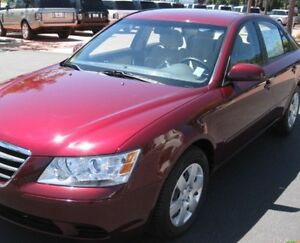 2010 Hyundai Sonata sports in leather fully equipped for sale