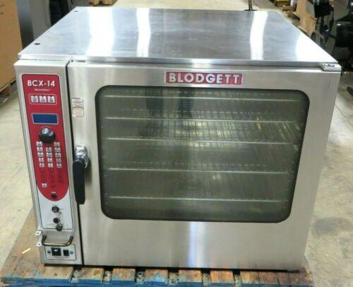 BLODGETT BCX-14 Gas Single Combi Combination Oven / Steamer