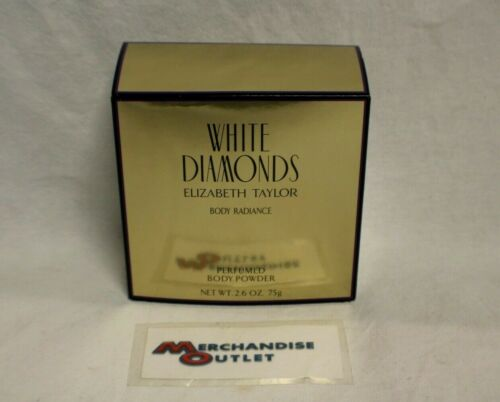 Elizabeth Taylor White Diamonds  Body Powder - 2.6 oz
