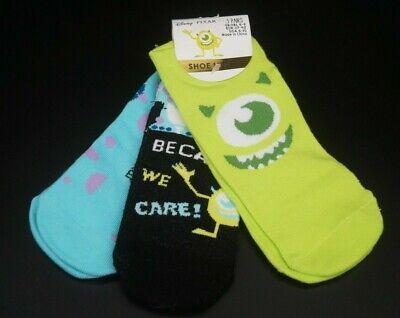 3 Paar Disney MONSTER AG Sulley  Socken  Strümpfe Sneaker socks  knöchel 37-42 online kaufen
