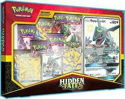 POKEMON TCG Hidden Fates Premium Powers Collection Box
