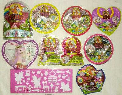 10 verschiedene Filly Teile*Unicorn,Eis,Elves,Fairy,Pearlies,Exklusive(1)