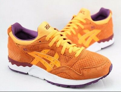 ASICS Men's Shoes Gel Lyte V Orange PopOrange Pop H5D2L 3030 Men's Size 7.5~12