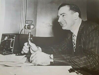 Senator Joseph McCarthy autograph. 1950s Politician, Anti-Communist.
