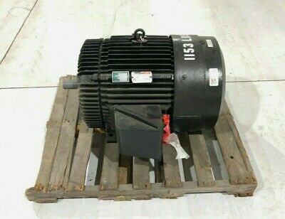 Reliance 100 Hp 575v 405ts A-c Electric Motor 1maf34939-g1-rp