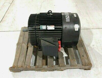 Reliance 100 Hp 575v 405ts A-c Electric Motor 1maf34939-g1-rp