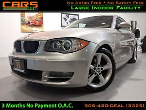 2008 BMW 128I XENON LIGHTS | HEATED SEATS | SUNROOF