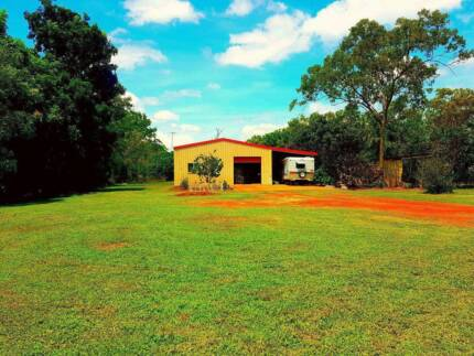 EOI Shed suitable for self contained caravan for rent