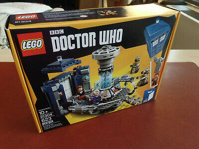 LEGO Ideas Set # 21304 BBC DOCTOR WHO Retired Set NEW & Factory Sealed